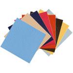 Papier Pellaq®  LEZARD 50 x 68 cm 188 g/m² - Caramel